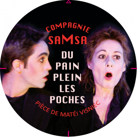 Badges - Cie saMsa